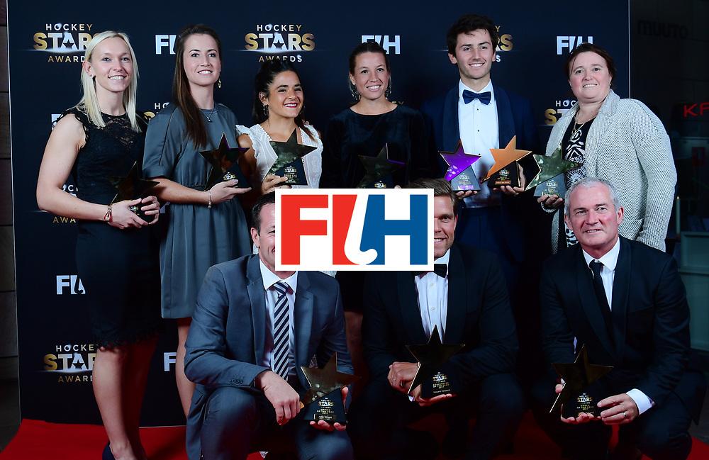BERLIJN - FIH Hockey Stars Awards<br /> Foto: Stars of 2017<br /> <br /> WORLDSPORTPICS COPYRIGHT FRANK UIJLENBROEK