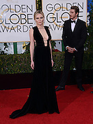 KIRSTEN DUNST  @ the 73rd Annual Golden Globe awards held @ the Beverly Hilton hotel.<br /> ©Exclusivepix Media