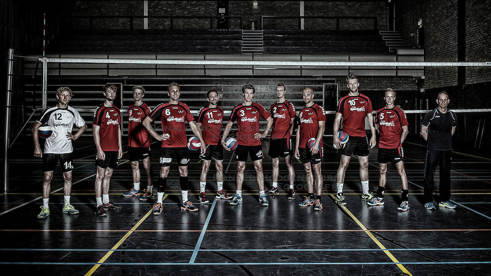 30-05-2016 NED: Training VCV 2 in sporthal West, Veenendaal<br /> VCV 2