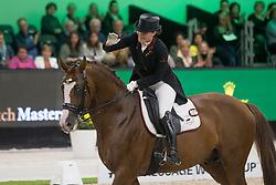 Zweistra Thamar, NED, Hexagons Double Dutch<br /> FEI Dressage World Cup™ Grand Prix presented by RS2 Dressage - The Dutch Masters<br /> © Hippo Foto - Sharon Vandeput<br /> 14/03/19