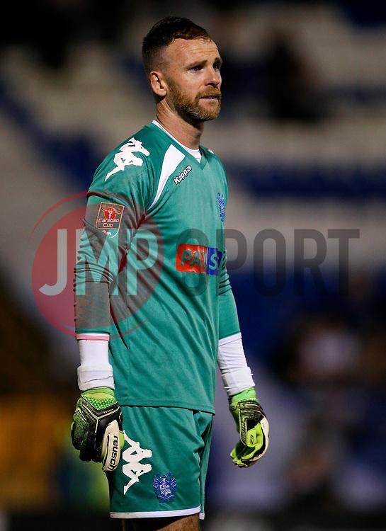 Joe Murphy of Bury - Mandatory by-line: Matt McNulty/JMP - 10/08/2017 - FOOTBALL - Gigg Lane - Bury, England - Bury v Sunderland - Carabao Cup - First Round