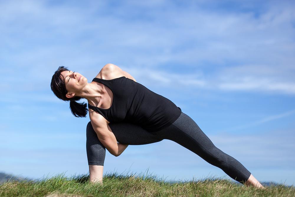 Lifestyle & Editorial Photography. Chantal Garrett Yoga.