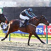 Skidby Mill and Liam Jones winning the 12.45 race