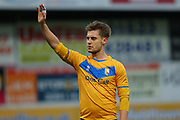 Mansfield Town forward Danny Rose (32) during the EFL Sky Bet League 2 match between Mansfield Town and Grimsby Town FC at the One Call Stadium, Mansfield, England on 4 January 2020.