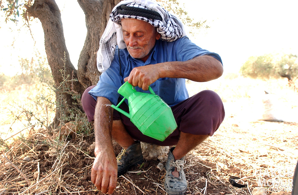 Life in the West Bank. Photo by Jakub Mosur