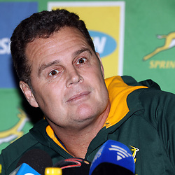 13,08,2018 Rassie Erasmus South African (Springboks) media conference