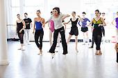 Kunikova Ballet Class