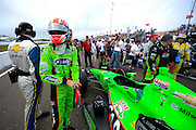 March 20-23, 2013 - St. Petersburg Grand Prix. James Hinchcliffe, Andretti Autosport