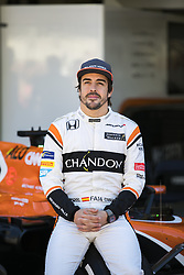 November 12, 2017 - Sao Paulo, Sao Paulo, Brazil - Nov, 2017 - Sao Paulo, Sao Paulo, Brazil - FERNANDO ALONSO McLaren Honda driver. It happens on Sunday (12) the Brazilian Grand Prix of Formula One, in the autodromo track of Interlagos in Sao Paulo. (Credit Image: © Marcelo Chello via ZUMA Wire)