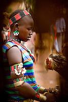 Hamer Tribe- Market Day
