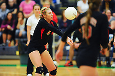 11/04/15 HS Volleyball Bridgeport vs. Philip Barbour