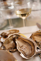 Gillardeau Oysters, considered the best in France
