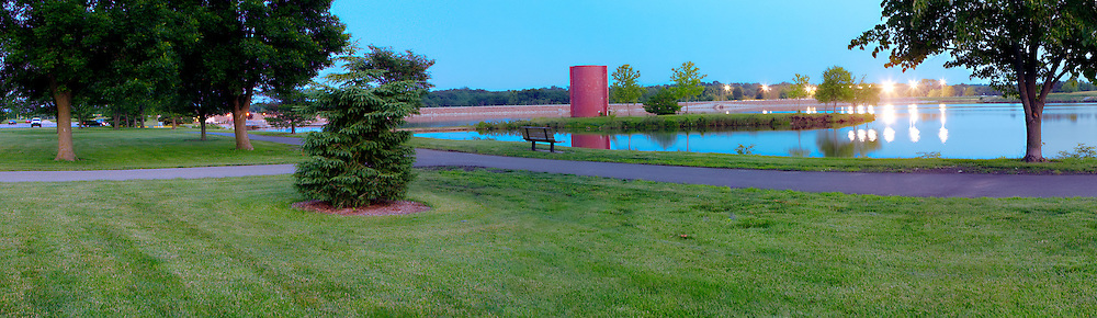 Panorama photos at Heritage Park in Olathe Kansas, taken as part of an assignment for Performance Automotive for website graphics use.