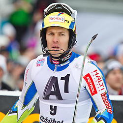 20120122: AUT, Alpine Ski - FIS Alpine Ski World Cup, Men's Slalom in Kitzbuehel