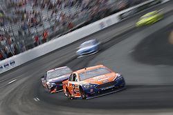 July 22, 2018 - Loudon, New Hampshire, United States of America - Brad Keselowski (2) battles for position during the Foxwoods Resort Casino 301 at New Hampshire Motor Speedway in Loudon, New Hampshire. (Credit Image: © Justin R. Noe Asp Inc/ASP via ZUMA Wire)