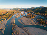 Wairau River, Wairau Valley, Malborough