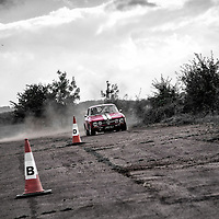 Car 36 Jeremy Hoyland/James Sunderlan