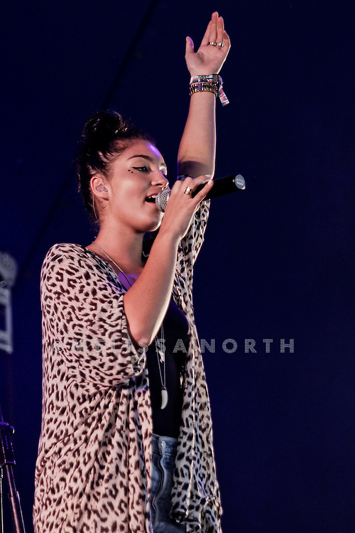 Yasmin performs at Camp Bestival on 31 July in Lulworth. Photo by Melissa North