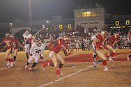 Lafayette High vs. Louisville in first round Class 4A MHSAA playoff action in Oxford, Miss. on Friday, November 12, 2010. Lafayette won.