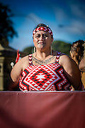 Wellington, NZ. 04.07.2016. Māori Language Week public procession. Photo credit: Stephen A'Court.  COPYRIGHT ©Stephen A'Court