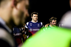 David Hill of Bristol Bears 'A' after Gloucester United win with a late try - Rogan/JMP - 01/04/2019 - RUGBY UNION - Clifton Rugby Club - Bristol, England - Bristol Bears 'A' v Gloucester United.