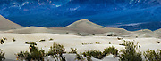 Death Valley National Park, DVNP, Stovepipe Wells, Sand Dunes, Panorama; Desert; Great Basin; California;  Panamint Valley CGI Backgrounds, ,Beautiful Background