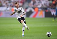 FUSSBALL  INTERNATIONAL TESTSPIEL  IN LEVERKUSEN Deutschland -  Saudi-Arabien              08.06.2018 Toni Kroos (Deutschland)