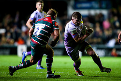 Jacques Vermeulen of Exeter Chiefs - Mandatory by-line: Robbie Stephenson/JMP - 27/09/2019 - RUGBY - Welford Road - Leicester, England - Leicester Tigers v Exeter Chiefs - Premiership Rugby Cup