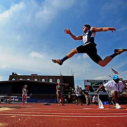 2015 Big East Track and Field Championships on May 8, 2015 at Villanova Stadium in Villanova, PA.