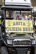 2018 Push Mow Parade in Abita Springs, Louisiana @2018, George H. Long