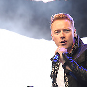 BOYZONE - Ronan Keating perform live at Kew The Music Festival 2018 on 14 July 2018, London, UK.