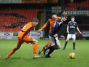 Craig Wighton of Dundee made his return to action after six months out injured as a second hafl substitute during Dundee United v Dundee, SPFL Under 20 Development League at Tannadice Park, Dundee<br /> <br />  - © David Young - www.davidyoungphoto.co.uk - email: davidyoungphoto@gmail.com