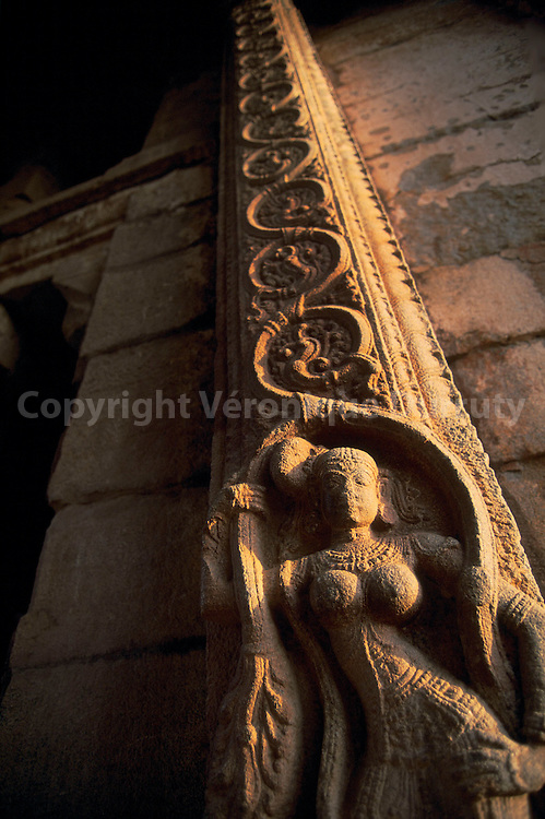 Ruines de Vijayanagar.