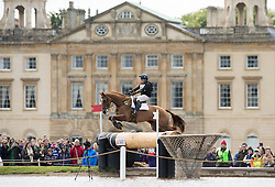 Funnell Pippa, (GBR), Redesigned<br /> Cross Country<br /> Mitsubishi Motors Badminton Horse Trials - Badminton 2015<br /> © Hippo Foto - Jon Stroud<br /> 09/05/15