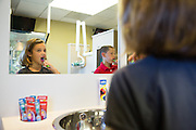 Marketing Campaign photographed for Dr. Rabitz, Pediatric Dentistry in San Jose, California, on November 10, 2014. (Stan Olszewski/SOSKIphoto)
