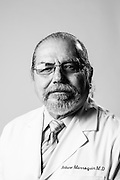 Arturo Marroquin M.D.<br /> Army<br /> O-<br /> 1968 0 1969<br /> Physician<br /> Surgeon<br /> Vietnam Era<br /> <br /> Veterans Portrait Project<br /> USAA Bank Lobby<br /> San Antonio, TX