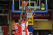 pallacanestro basket campionato 2016 2017 <br /> Varese openjobmetis Vs Pesaro :<br /> Nnoko Landry