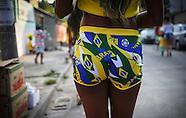 Brazil back street Feature