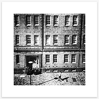 &quot;Kendall Lane&quot;, The Rocks, Sydney. From the Ephemeral Sydney street series.<br /> <br /> Available print sizes (unframed): <br /> <br /> 30 x 30 cm - Limited edition of six (6) signed &amp; numbered pigment ink prints on Hahnem&uuml;hle Photo Rag Bright White archival paper + maximum two (2) artist&rsquo;s proofs - $220<br /> <br /> Framed prints available for delivery to Sydney metro area. POA.<br /> <br /> Price includes GST &amp; delivery within Australia.<br /> <br /> To order please email orders@girtbyseaphotography.com