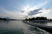 Plovdiv BULGARIA.   General Views GV's,  2012 FISA Junior and Non Olympic Rowing Championships, Plovdiv Rowing Centre  16:23:15  Tuesday  14/08/2012  [Mandatory Credit; Peter Spurrier: Intersport Images]