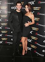 Jonny Mitchell & Danielle Zarb-Cousin, Cineworld Leicester Square 4DX Gala, London UK, 19 April 2018
