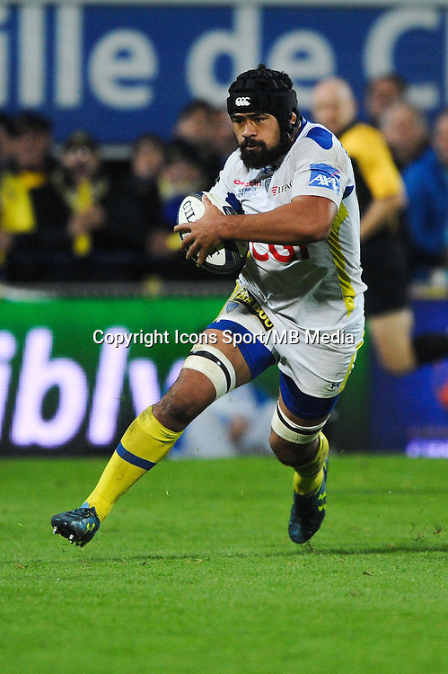 Fritz LEE - 14.12.2014 - Clermont / Munster - European Champions Cup <br /> Photo : Jean Paul Thomas / Icon Sport
