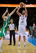 DESCRIZIONE : Kaunas Lithuania Lituania Eurobasket Men 2011 Quarter Final Round Spagna Slovenia Spain Slovenia<br /> GIOCATORE : Juan Carlos Navarro<br /> CATEGORIA : tiro<br /> SQUADRA : Spagna Spain Slovenia<br /> EVENTO : Eurobasket Men 2011<br /> GARA : Spagna Slovenia Spain Slovenia<br /> DATA : 14/09/2011<br /> SPORT : Pallacanestro <br /> AUTORE : Agenzia Ciamillo-Castoria/T.Wiendesohler<br /> Galleria : Eurobasket Men 2011<br /> Fotonotizia : Kaunas Lithuania Lituania Eurobasket Men 2011 Quarter Final Round Spagna Slovenia Spain Slovenia<br /> Predefinita :