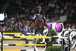 Stuhlmeyer Patrick, (GER), Lacan<br /> Grand Prix of Stuttgart <br /> Longines FEI World Cup<br /> Stuttgart - German Masters 2015<br /> © Hippo Foto - Stefan Lafrentz