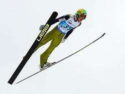 13.02.2013, Vogtland Arena, Kingenthal, GER, FIS Ski Sprung Weltcup, im Bild Jaka Hvala, Slowenien // during the FIS Skijumping Worldcup at the Vogtland Arena, Kingenthal, Germany on 2013/02/13. EXPA Pictures © 2013, PhotoCredit: EXPA/ Eibner/ Ingo Jensen..***** ATTENTION - OUT OF GER *****