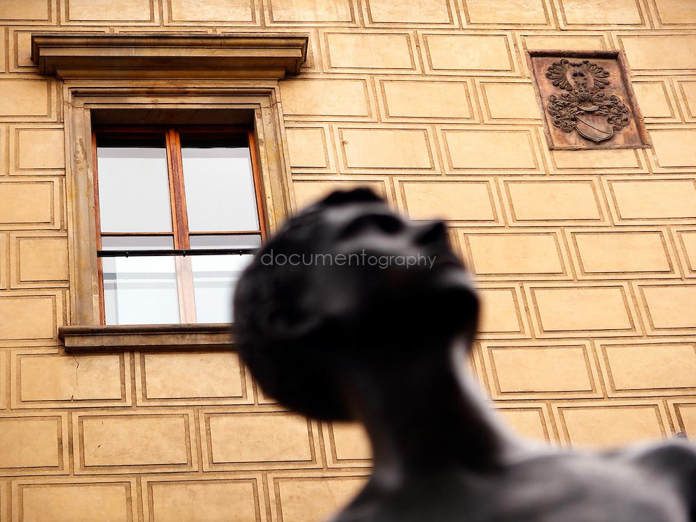 Details at the castle Prague, Czech republic