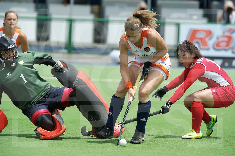 ROSARIO - Champions Trophy women.Netherlands v Japan.foto: Sabine Mol..FFU Press Agency  COPYRIGHT FRANK UIJLENBROEK..
