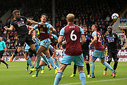 Burnley v Crystal Palace - 10 Sep 2017