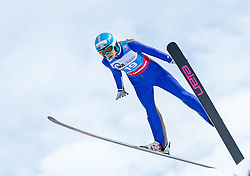 30.01.2016, Normal Hill Indiviual, Oberstdorf, GER, FIS Weltcup Ski Sprung Ladis, Bewerb, im Bild Nita England (USA) // Nita England of the USA during her Competition Jump of FIS Ski Jumping World Cup Ladis at the Normal Hill Indiviual, Oberstdorf, Germany on 2016/01/30. EXPA Pictures © 2016, PhotoCredit: EXPA/ Peter Rinderer