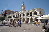 CABILDO (MHN Monumento Histórico Nacional), CIUDAD DE SALTA, PROV. DE SALTA, ARGENTINA
